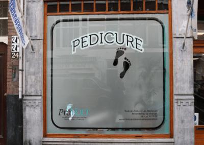 etalage footcare desiree